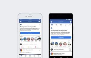 Facebook Security Alert for September 2018 hack