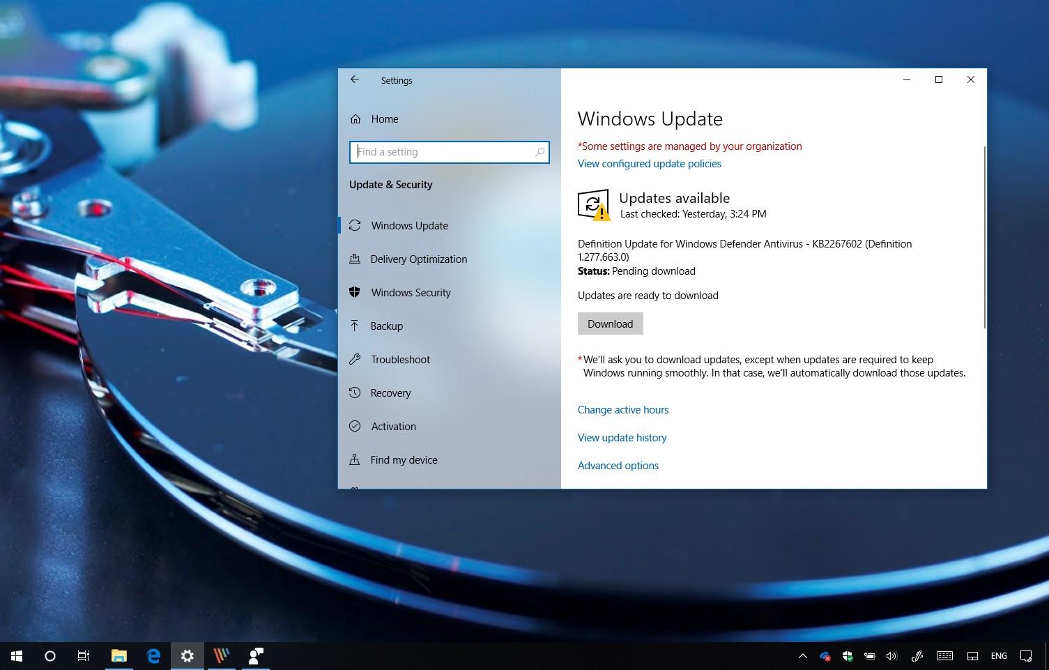 Windows 10 version 1809 deletes user files