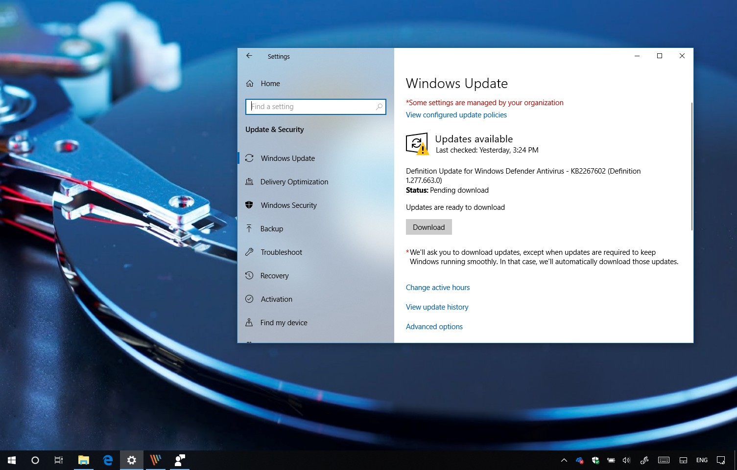 Windows 10 October 2018 Update, version 1809, pulled due to data