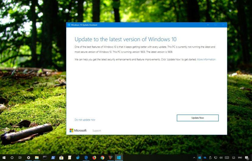 download windows 10 1809