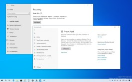 Reset this PC vs Fresh Start on Windows 10