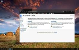 Microsoft Edge with Chromium