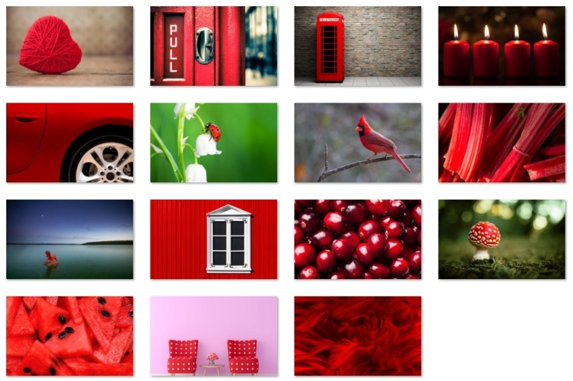 Seeing Red wallpapers