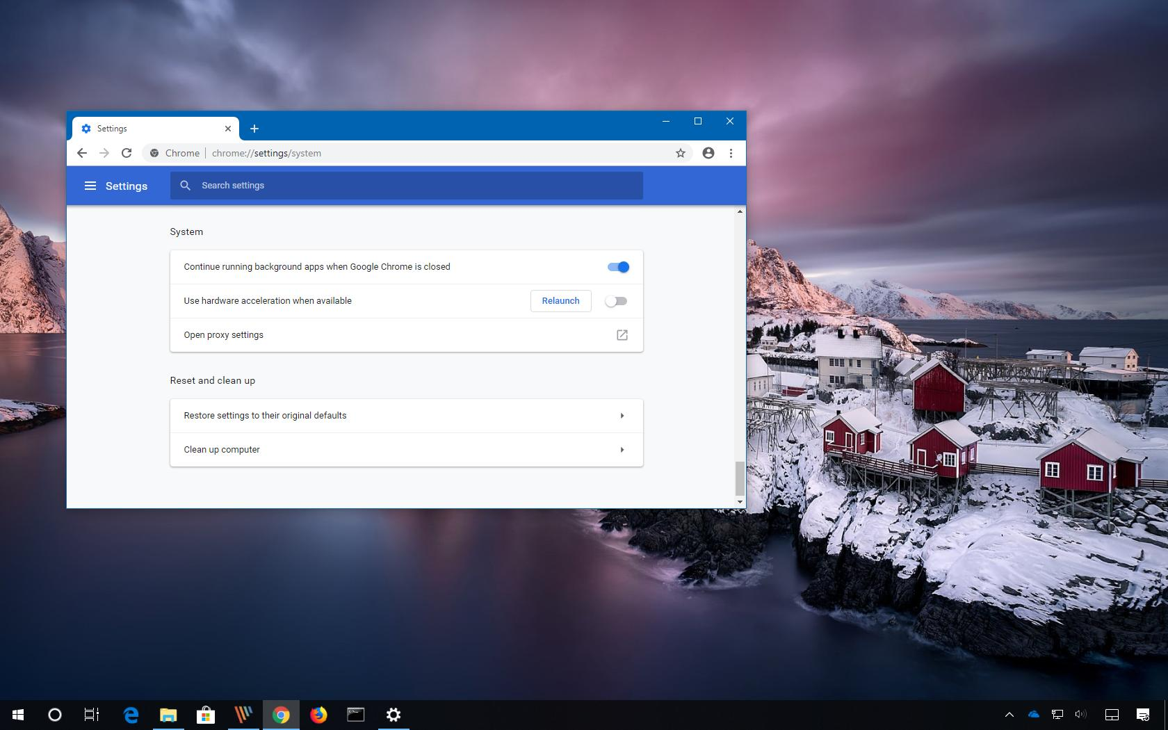 How to disable hardware acceleration in Google Chrome • Pureinfotech