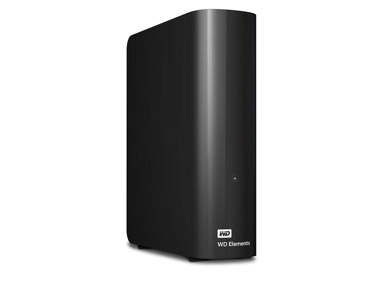 WD 10TB external drive USB 3.0
