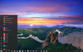 The Year of the Pig theme for Windows 10