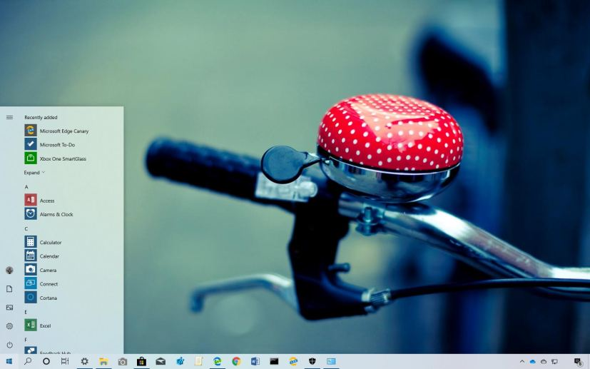 Bicycles theme for Windows 10