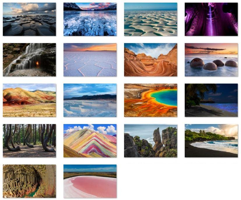 Fantastic Phenomena wallpapers