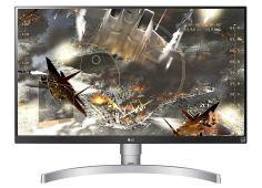 LG 27UK650-W 27-inch 4K HDR monitor