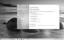 Windows 10 1903 update in this Weekly Digest