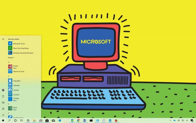 Windows Throwback theme download