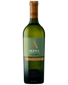 Alpha Estate Sauvignon Blanc 2019
