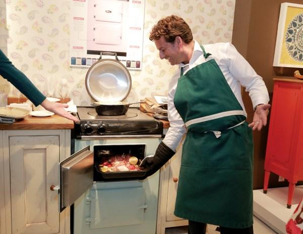 探訪法式浪漫家居與英國高級廚房