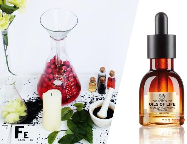 為肌膚增添更多嬌柔;蘊含生命泉源的種子油