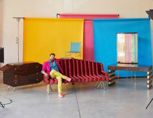 藝術x實用,二者可兼得也 — 加拿大新銳家具設計師 Troy Smith 特洛伊 · 史密夫
