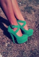 color and I love heels