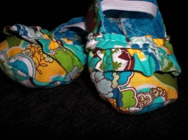 Baby Shoes_Aqua