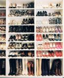 I love shoes and this would be perfect for my dream shoe closet.