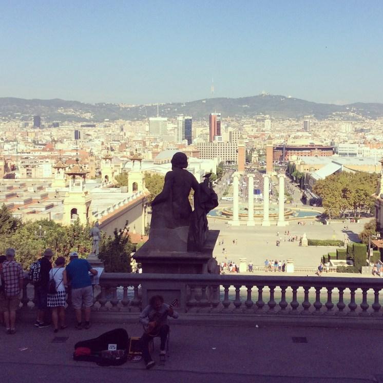 Music @ Plaça Espanya