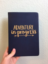 This one is a traveling journal!