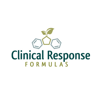 Clinical Response Formulas logo by Purely Pacha