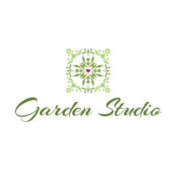 Garden Studio logo by Purely Pacha
