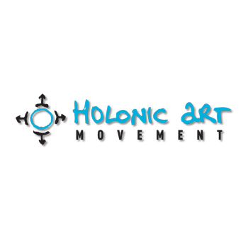 Holonic Art Movement logo by Purely Pacha
