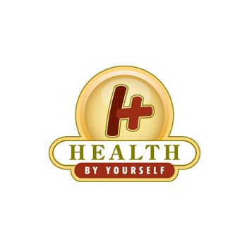 Health by Yourself logo by Purely Pacha
