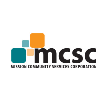 Mission Community Services Corporation logo by Purely Pacha