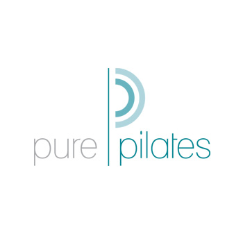 Pure Pilates logo by Purely Pacha