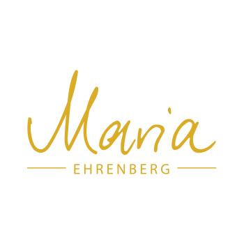 Maria Ehrenberg - logo by Purely Pacha