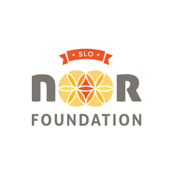 SLO Noor Foundation - logo by Purely Pacha