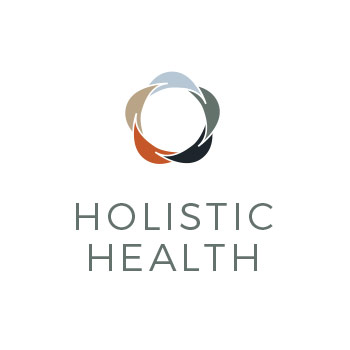 template logo holistic health