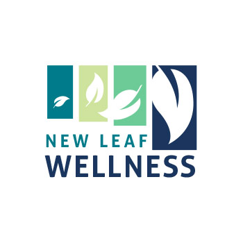 template logo for new leaf wellness