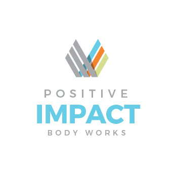 template logo for positive impact