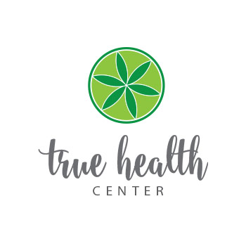 template logo with true health