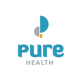 template logo for pure health