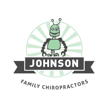 template logo for family chiropractors