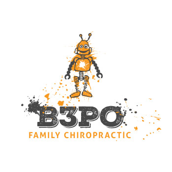template logo for chiropractic
