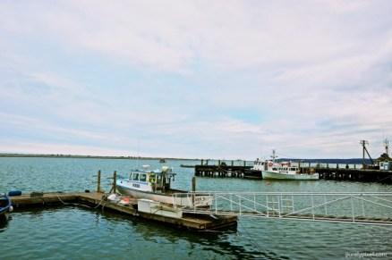 Plymouth, MA Harbor