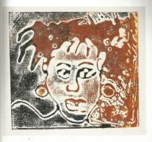 Glue print