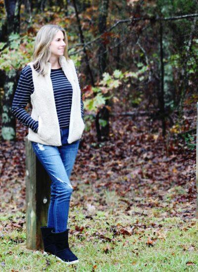 Great Fall Look – Patagonia Vest