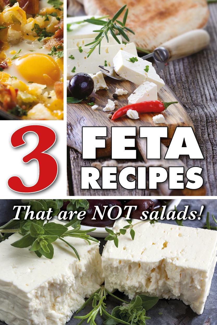 Feta Cheese recipes