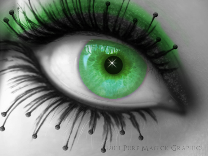 Awesome Eyes Pure Magick Graphics