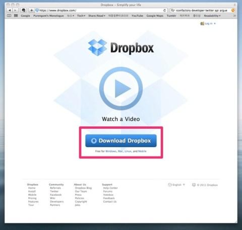 Dropbox  Simplify your life