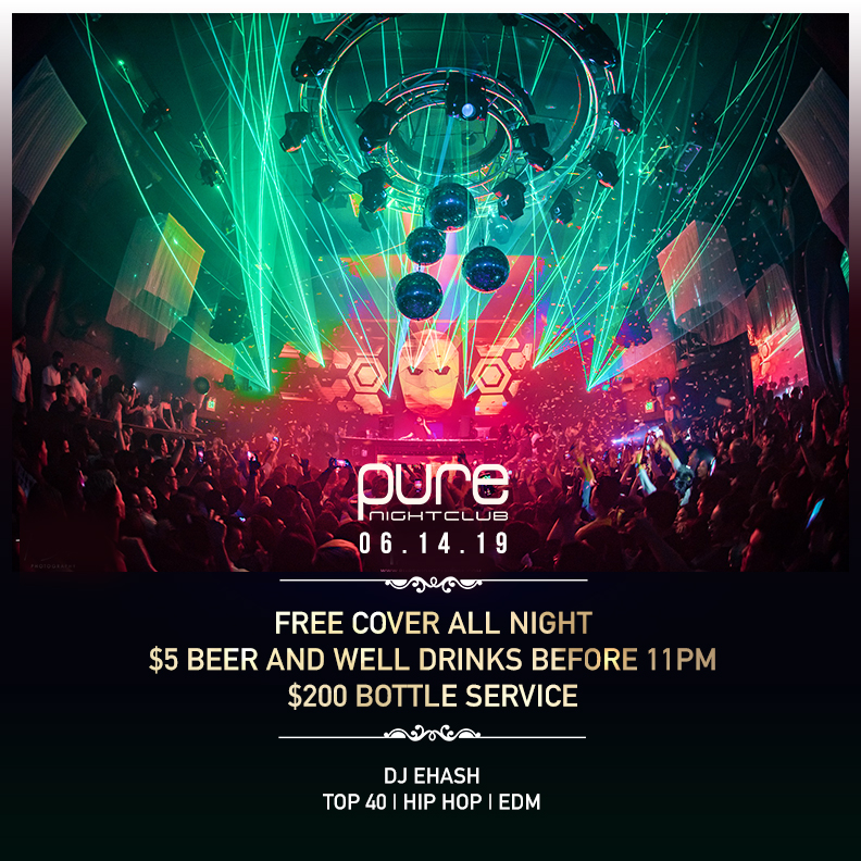Past Archives - PURE NIGHT CLUB