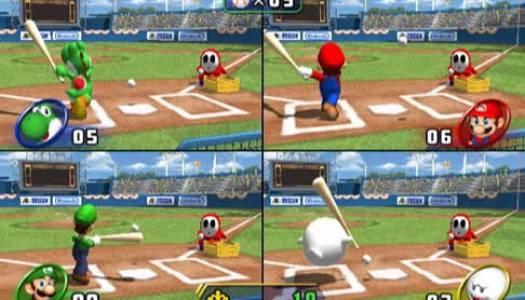 Mario Party 8 Screens