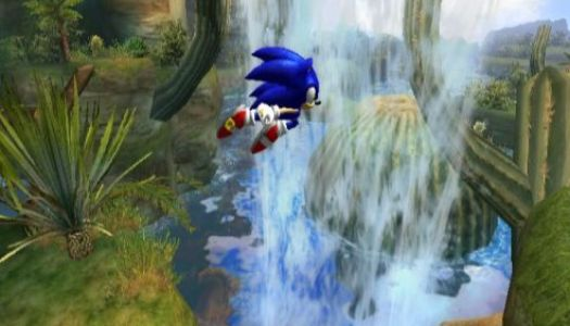 Sonic and the Secret Rings Updates