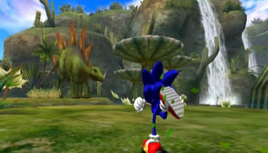 Sonic Wii Release Moved Up
