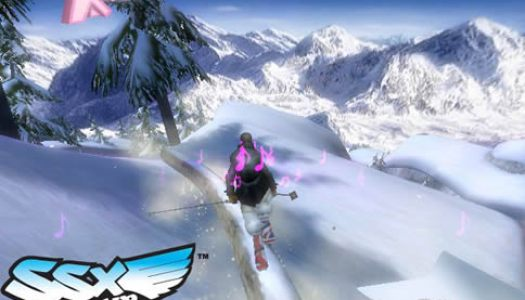 SSX Blur Characters Trailer